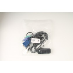 HP - AF624A KVM Console PS2/USB Virtual Media Cac Interface Adapter