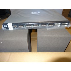 HP StorageWorks SN6000 Stackable 12-port Single Power FC Switch