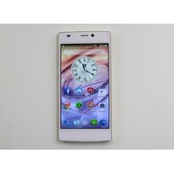 Mobilní telefon Prestigio Grace 7557 White (s vadou)
