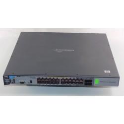 J9471-80099 HP ProCurve 3500-24-PoE L3 Managed Switch 24x 10/100 PoE 4x MiniGBIC Port