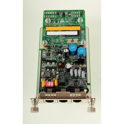 JD632A FlexNetwork MSR 2 FXS +1 FXO Voice Interface SIC Module