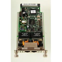 JF821A HP 2-port ISDN-S/T Voice Interface SIC Module