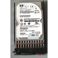 "518216-002 HP 0B24372 146GB SAS 2.5"" HDD 15K  507129-010 HGS-HUC151414CSS60 (B) with Caddy"
