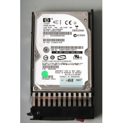 "469512-002 HP 0B22390 146GB SAS 2.5"" HDD 10K 375863-010 HGS-HUC101414CSS30 (B) with Caddy"