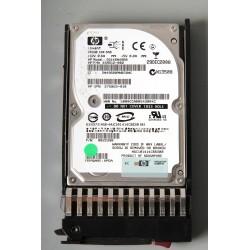 "469512-002 HP 0B22390 146GB SAS 2.5"" HDD 10K 375863-010 HGS-HUC101414CSS30 (B) with Caddy"