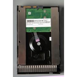 "2BZPN023X4J2 HP 2TB 7.2K SAS Server Hard Drive MB2000FBZPN 649327-002 3.5"""