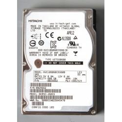 "0B25662 HITACHI 600GB SAS 10Krpm 2.5"" HGS-HUC106060CSS60 (B)DKR5C-J60SS HDD"