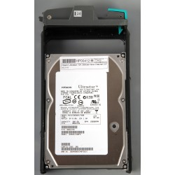 """0B22159 Hitachi Ultrastar 300GB 15K Fibre Channel 3.5"""" HD With Caddy"""