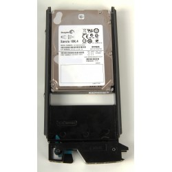 "9PN066-046 Seagate Savvio 600GB 10.4K RPM SAS 2.5"" (ST9600204SS) HDD 6Gbp/s  with caddy R5C-J600SS 5541892-A"