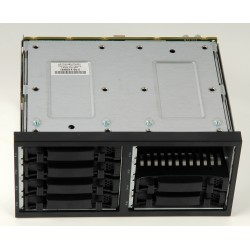"463173-001 HP Drive Cage for 8xSAS or SATA 2,5"" HDD with SAS backplate(2xSASconector)+cables+6x blank end cap"