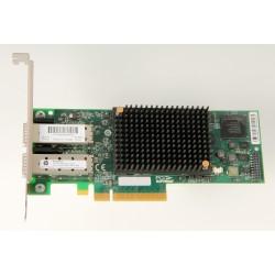 OCE10102  OCe10102-FX PCI-E Dual Port 10GbE FCoE CNA Adapter