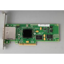 488901-001 LSI HP SAS3801E-HP 3Gb/s miniSAS Eight-Port Host Bus HBA