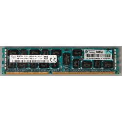 647650-071   8GB DIMM DDR3  2Rx4  PC3L-10600R-9-12-E2