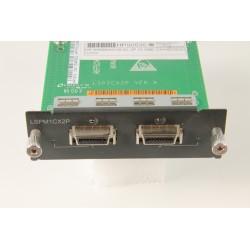 JD360B HP A5500/A5120 EL 2P 10 GBE CX4 MODULE LSPM1CX2P