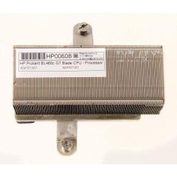 624757-001 HP Proliant BL460c G7 Blade CPU / Processor Heatsink