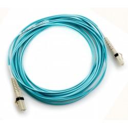 AJ836A Hp 5M multi-mode OM3 lc-lc fiber optic cable ( AJ836-63001)