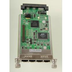 JD573B HPE FlexNetwork MSR 4-port 10/100 SIC Module