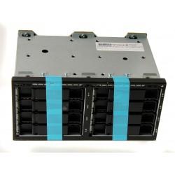 670943-001HP 672146-001 643705-001 SFF 8-Bay Drive Module w/ PCA