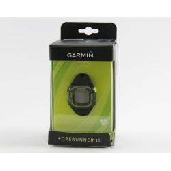 Sporttester Garmin Forerunner 15HR Black/Green