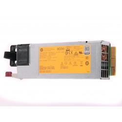 723600-201  HP 800W Platinum Hot Plug Power Supply HSTN-PD41