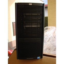 483447-B21 HP ProLiant ML350 G6 E5620 2,4 GHz, RAM 4 GB, HDD 3x 10k SAS 146GB , 1x PSU, DVD/RW
