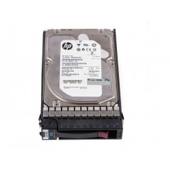 "649327-002 HP 2TB 7.2K SAS Hard Drive MB2000FBZPN 3,5"" with tray"