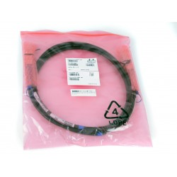 670759-B25 HP INFINIBAND FDR QSFP 3M COPPER CABLE 674852