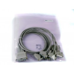 63000117-01 DigiDB78M to 8x DB25M Serial Cable Adapter for 8r Card