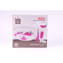 Beauty set AEG LBS5676