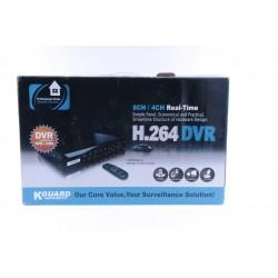 DVR pro kamerový systém Kguard