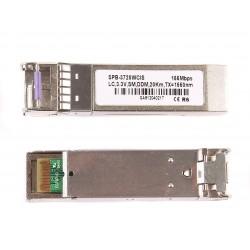 SPB-3720WCIS SFP WDM transceiver 155Mbps, 100BASE-BX20, SM, 20km, TX 1550nm, LC simplex, 0 až 70°C, 3,3V Cisco c.