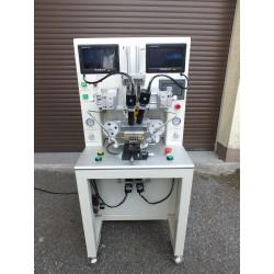 YMJ pulse heating flex cable bonding machine for phone refurbish