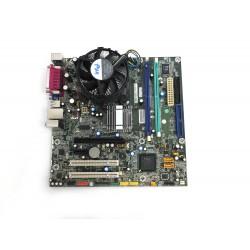 Motheboard 775 + CPU Core2Duo E4500 + chladič