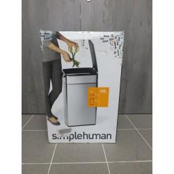 Odpadkový koš Simplehuman dotykový koš 40L úzký