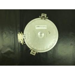Sporák ELECTROLUX EKC 52550OX - Topné hnízdo - Levé přední
