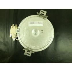 Sporák ELECTROLUX EKC 52550OX - Topné hnízdo - Pravé přední