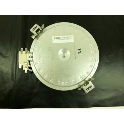 Sporák ELECTROLUX EKC 52550OX - Topné hnízdo - Pravé zadní
