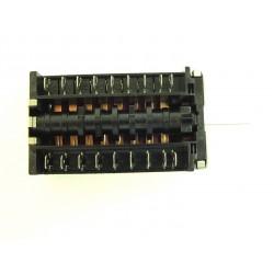 Sporák ELECTROLUX EKC 52550OX - Volič programů 42.07001.020