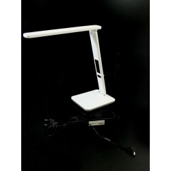 Lampa stolní IMMAX KINGFISHER WHITE 08934L