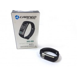 Fitness náramek Carneo Fit+ černý PPG ECG