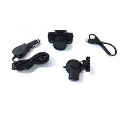Eltrinex LS500 GPS 2K rozlišením, G-senzo