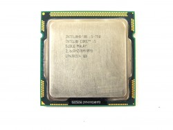 i5-750   2,66GHz