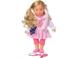 Amelka mluvící panenka...