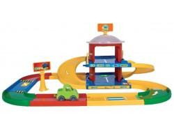 Wader Kid Cars 3D Garáž 2...