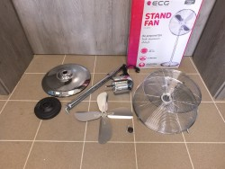 Stojanový ventilátor ECG FS...