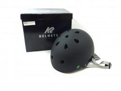 K2 Varsity Black M  55 - 58 cm