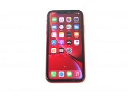 iPhone Xr 64GB červená