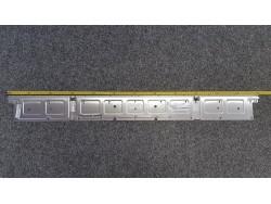 Podsvětlení- LED páseky...