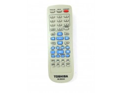 Dálkové ovládání Toshiba...