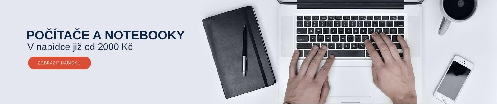 počítače a notebooky